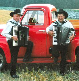 Eddie and Danny - Twin Country Accordions