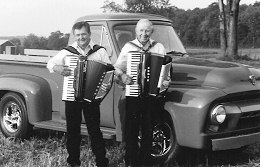Danny and Eddie - Twin Country Accordions